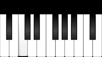 Screenshot of Children Piano