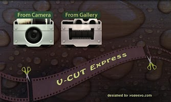 Screenshot of V-Cut Express Trial