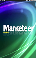 Screenshot of Marketeer