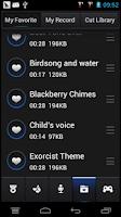 Screenshot of Top DJ Effects Ringtone