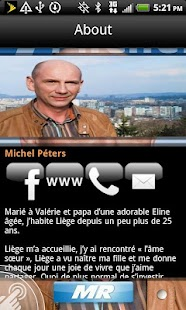 Michel Péters - screenshot