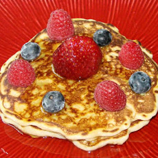 Oatmeal-Almond Pancakes, Diabetic Friendly