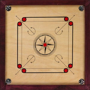 Carrom Icon