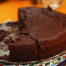 Chocolate-Prune Cake