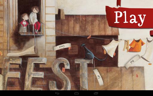 The big word factory - screenshot