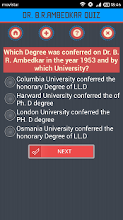 Dr. Ambedkar Quiz- screenshot thumbnail