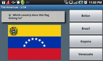 Screenshot of The Americas - Free
