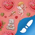 I Love You: wallpaper & theme