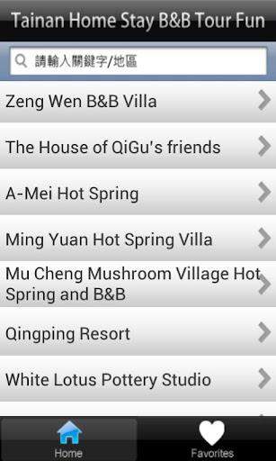 Tainan Home Stay B B Tour Fun