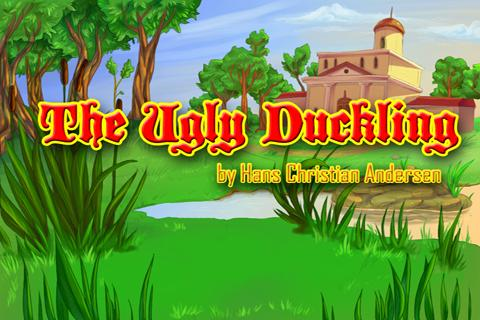 The Ugly Duckling Kids Book