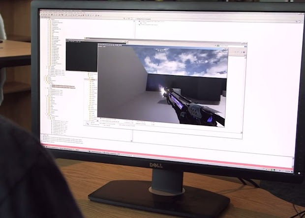 Epic give a very eary sneek peek at the new Unreal Tournament