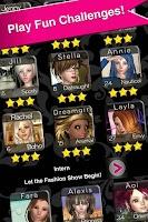 Screenshot of Style Me Girl: Free 3D Dressup
