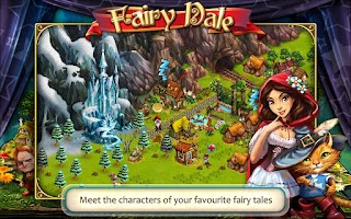 Screenshot of Fairy Dale