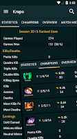 Screenshot of LOLSummoners for LoL