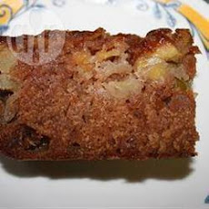 Swedish Apple Cake