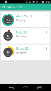 Battery Genie Screenshot