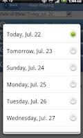 Screenshot of AndFlix Plus