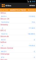 Screenshot of BitBox