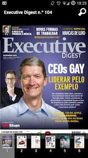 Executive Digest - screenshot