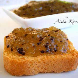 Kiwi and Brandy Jam (Made in Bread Machine)