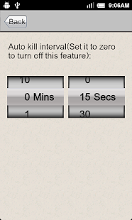 Task Killer- screenshot thumbnail