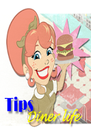 Screenshot of Tips for diner life facebook
