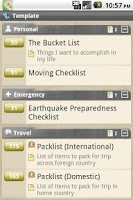 Screenshot of Checkmark To Do & Task List