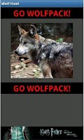 Screenshot of Wolf Howl