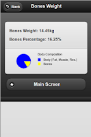 Screenshot of Adipometer Lite
