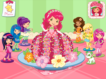 Strawberry Shortcake Bake Shop APK for Bluestacks