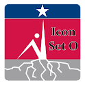 Icon Set O ADW/Circle Laun/DVR icon