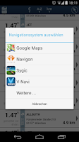 Screenshot of clever-tanken.de