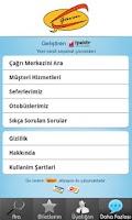 Screenshot of Güven Turizm