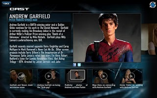 Screenshot of Amazing Spider-Man 2nd Screen