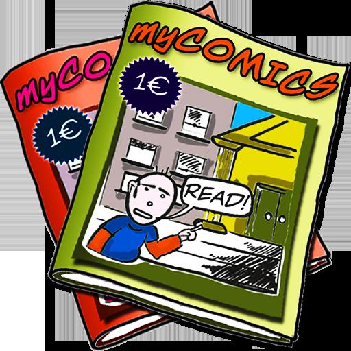myComics 漫畫 App LOGO-APP試玩