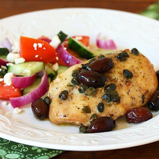Slow Cooker Greek Chicken