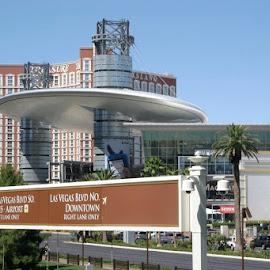 Las Vegas Strip by Stephen Jones - Buildings & Architecture Office Buildings & Hotels