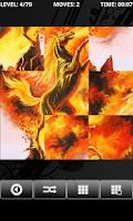 Screenshot of Mythical Horse - PuzzleBox