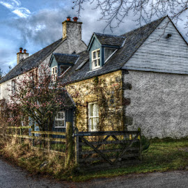 Country House by Stephen Lodge - Buildings & Architecture Homes ( scotland, srathpeffer, house, nikon, highlands )