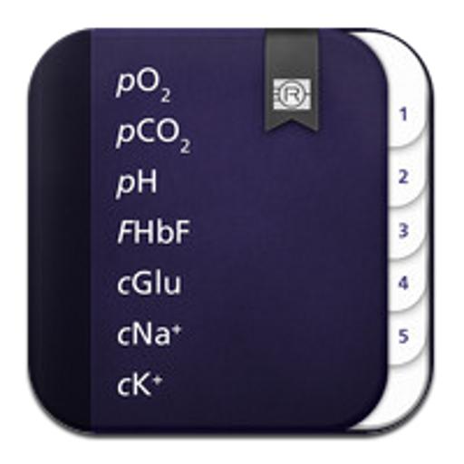 血液ガスハンドブック 醫療 LOGO-玩APPs