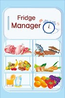 Screenshot of Fridge Manager