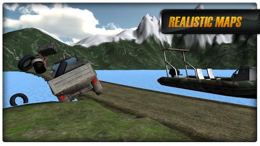 Hill Climb Truck Racing - screenshot