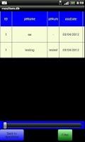 Screenshot of Mental Status Examination DS