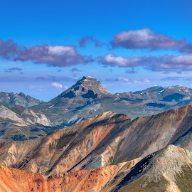 Uncompahgre by Max Moorman - Landscapes Mountains & Hills