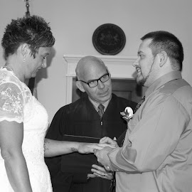 by Colin Anderson - Wedding Ceremony