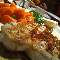 Tuna/Swordfish Steaks With Thai Dressing