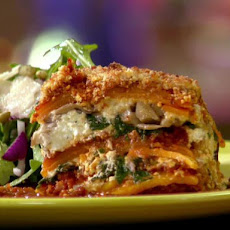 Butternut Squash and Pork Lasagna