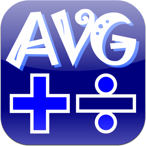 AvgCalc 平均電卓 工具 App LOGO-硬是要APP