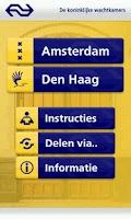 Screenshot of NS Koninklijke Wachtkamers