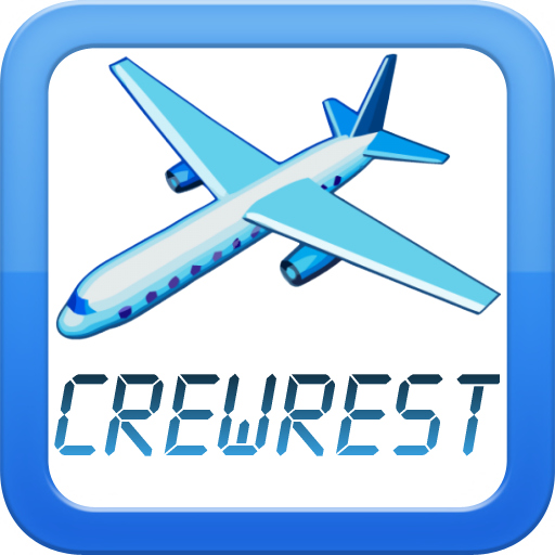 Crew Rest 旅遊 App LOGO-APP開箱王
